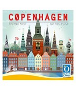 Queen Games Copenhagen Board Game - $77.96