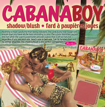 CABANA BOY by the Balm! Shadow/Blush New! - $20.49