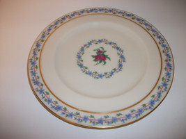 Lenox China Fairmount T-3 Pattern Salad Plate Dish 8 1/4 Inches Made In Usa - $9.99