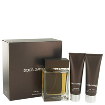 Dolce & Gabbana The One Cologne Spray 3 Pcs Gift Set image 1