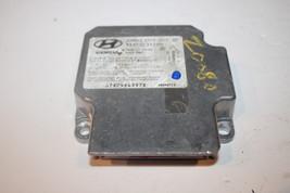 2002 2003 2004 2005 Hyundai Sonata SRS Module 95910-3D200 - Clean - No Codes - $49.95