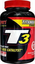 SAN Nutrition T3 Fat Burner Stimulant-Free with Guggulsterones, 90 Capsu... - $15.99