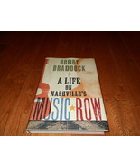 Bobby Braddock: A Life on Nashville's Music Row (Hardback BOOK Country N... - $27.71
