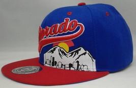 New-STYLE-OF-NFL-NBA-Official-Snapback-Flow-COLORADO Denver - $9.89