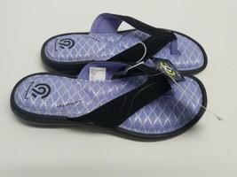 9f7e15c1b Girls Marguerite Sport Memory Foam Flip Flop Sandals- C9 Champion -Purpl.