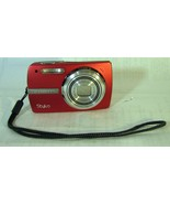 Olympus Stylus 820 8.0MP Digital Camera - Red - $20.78