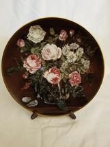 "Royal Mosa ""Rozen en Schelpen"" Roses and Shells - Dutch collectors plate - $17.33"