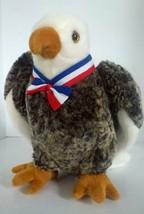 Medium 2003 Ty Beanie Buddy Valor Eagle Soft Plush Stuffed Animal Doll 1... - $8.41