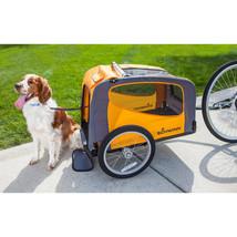 Schwinn Rascal Bike Pet Trailer, Orange - $98.99
