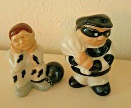 2 Piece Wade Long Arm Of The Law Liimited Edition Burglar Criminal Prisoner - $98.99