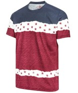 American Rag Men's Americana Colorblocked T-Shirt, Size S - $11.87