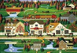 Buffalo Games - Charles Wysocki - Yankee Wink Hollow - 1000 Large Piece Jigsaw P - $24.98