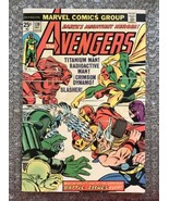 The Avengers #130 - 1974 Marvel Bronze Age Comic Book - MID GRADE - $17.64