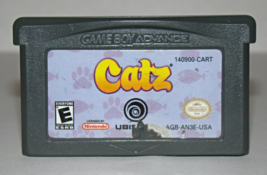 Nintendo GAME BOY ADVANCE - Catz (Game Only) - $6.25