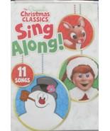 The Original Television Christmas Classics Sing-Along (DVD, 2012) - $19.79