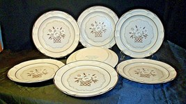 Stoneware Cumberland Mayblossom Dinner Plate by Hearthside Replacement pieces AA