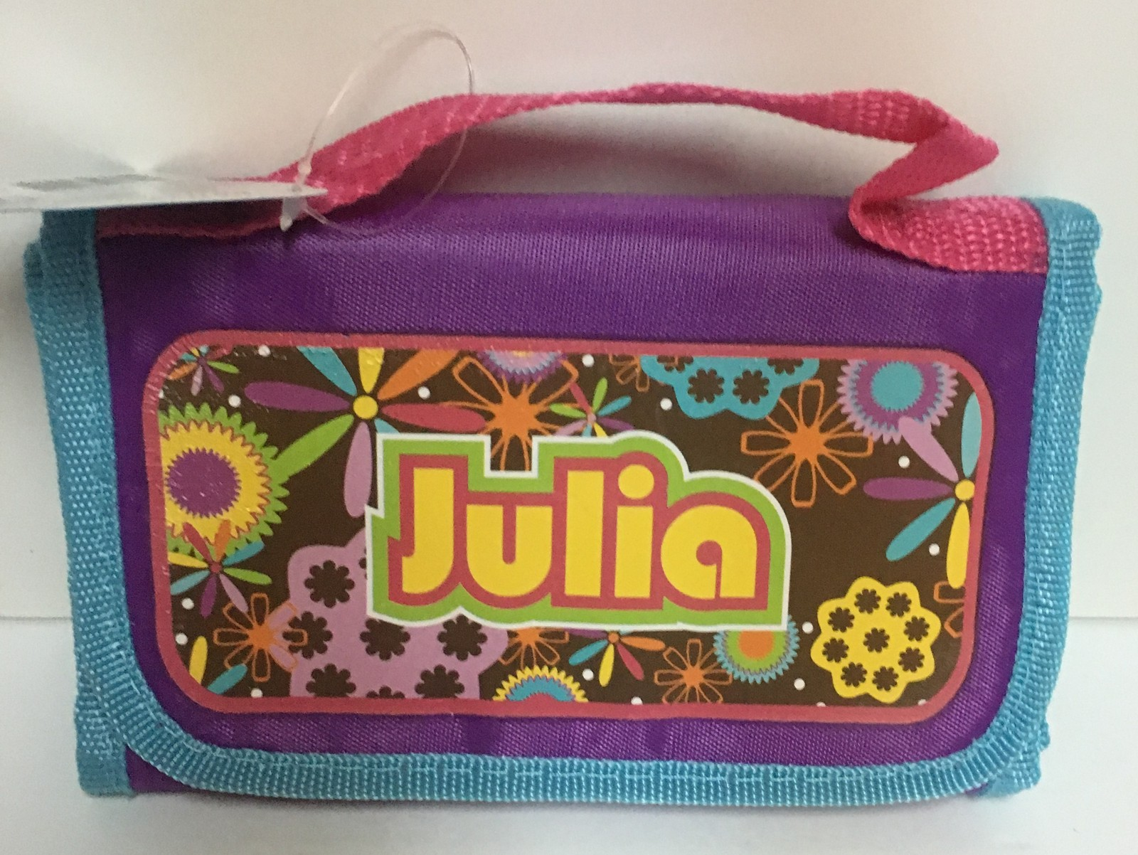Personalized Insulated Lunch Bag Fold Up JULIA