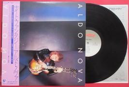 "Aldo Nova self-titled debut album JAPAN VINYL ALBUM LP 12"" RECORD with OBI  - $9.98"