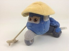 "Disney Store Pixar Cars 2 Blue Zen Master Pitty Truck 10"" Plush Stuffed Toy - $14.80"