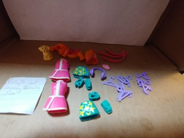 Polly Pocket Groovy Jet 2003--  Accessory Package - $7.00