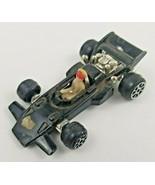W.T. 408 Lotus J.P.S. Black race car - $9.26