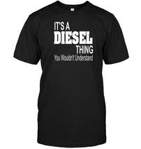 It's A Diesel Thing T Shirt Black Smoke Trucks Rolling Coal - $17.99+
