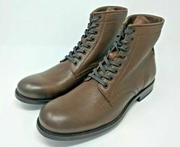 Frye Tyler 3487446 Leather  Men Boots NEW Size US 10 D - $2.326,70 MXN