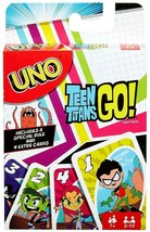 UNO Teen Titans GO! Edition
