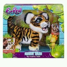 Playful Tiger FurReal Roarin' Tyler Exotic Pet Play Toy Soft Kids Roar S... - $176.72