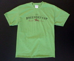 Mens T-Shirt Medium 2010 Breeder's Cup Churchill Downs 2010 Championship... - $9.75