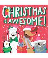 Christmas Is Awesome! (A Hello!Lucky Book) [Board book] Hello!Lucky - $4.95