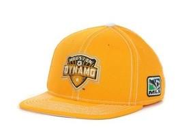 Houston Dynamo adidas MLS Player Team Logo Flex Fit Soccer Cap Hat - $19.99