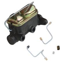 1964-66 Ford Mustang Dual reservoir master cylinder w/ brake lines - $85.99