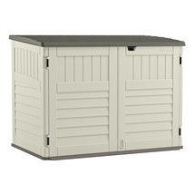 SuncastStow - Away Horizontal Storage Shed - Outdoor Storage Shedfor Bac... - $399.66