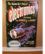 Two Comics The Science Fair Story of Electronics Spring 1981, Spring 1982 - $8.99