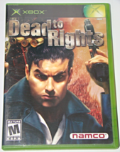 Xbox - Dead to Rights (Complete with Manual) - $8.00