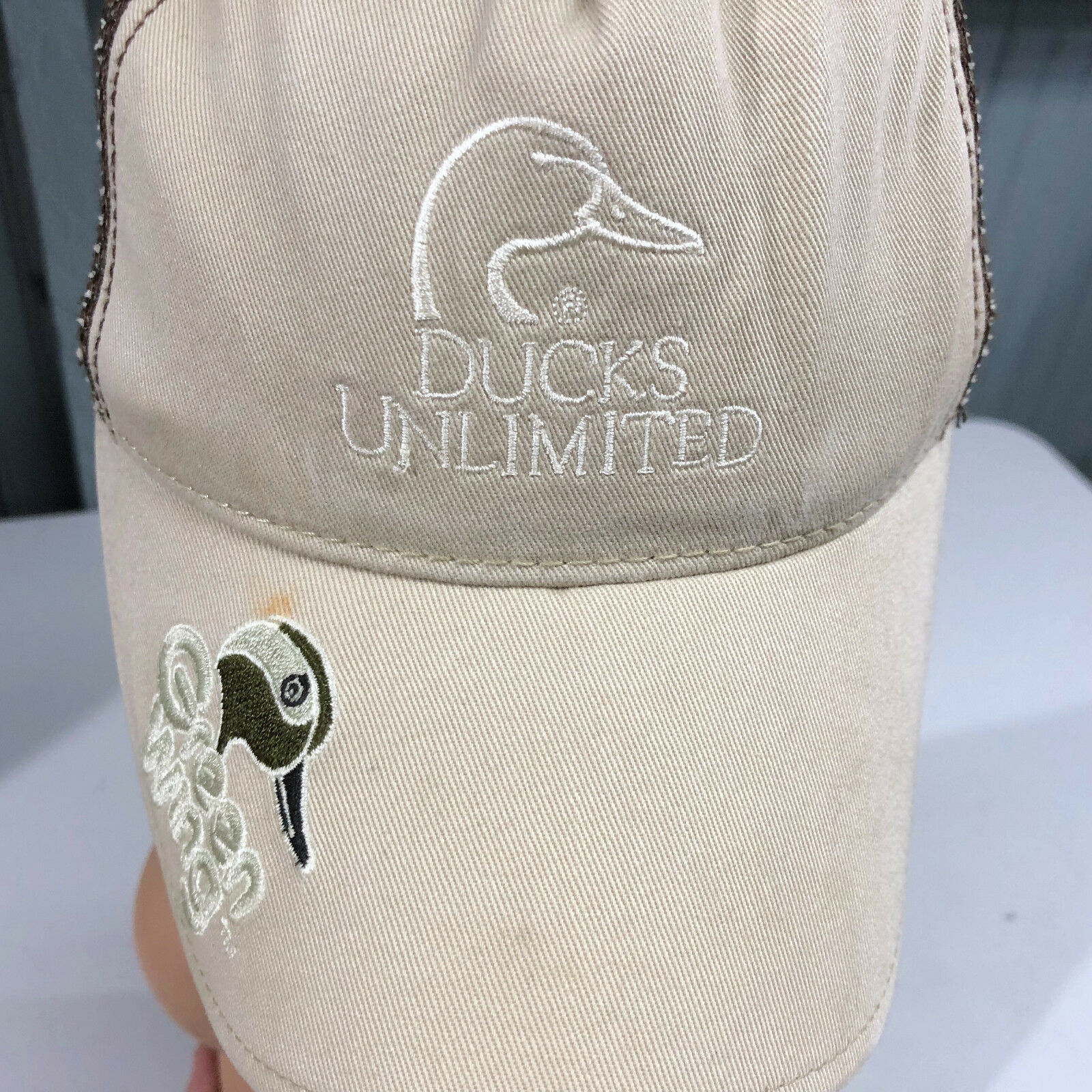 0a883dcbc Ducks Unlimited Camo Green Wing YOUTH and 50 similar items