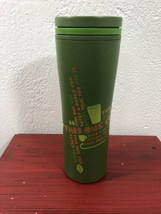 Starbucks 20 oz Large Tall Travel Tumbler Twist Open Insulated Recycle R... - $16.04