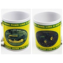 Houston Harvest 2004 John Deere Collector Series Coffee Mug 10 oz #31151 - $12.00