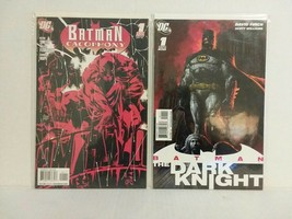 BATMAN CACOPHONY #1 + THE DARK KNIGHT KEVIN SMITH + FINCH - FREE SHIPPING! - $9.50