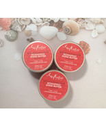 Lot of 3 Shea Moisture Red Palm Oil & Cocoa Butter Shine Butter - $14.99