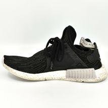 adidas Women's adidas NMD XR1 PK Primeknit Utility Black Gltich Shoes Size 10 image 6