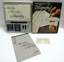 Vintage Sheaffer No Nonsense Calligraphy Set USA Made Fountain Pen Compl... - $24.67