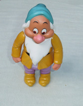 "Vintage Disney  ""Sneezy"" Toy from Snow White and the Seven Dwarfs - $12.99"