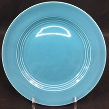 "Beautiful Vintage Homer Laughlin Harlequin Turquoise Luncheon Plate 9 1/4"" - $10.00"