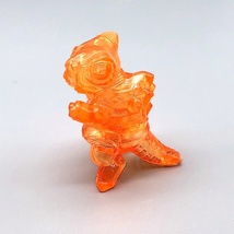 Max Toy Clear Orange Mini Mecha Nekoron image 1