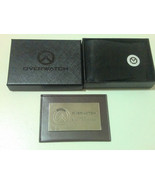 Overwatch card holder name cardholder Blizzard Entertainment - $39.59