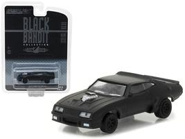 1973 Ford Falcon XB Black Bandit 1:64 Diecast Model Car by Greenlight - $14.27