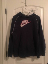 NIKE Big Kids Hoodie SweatShirt Boys Sz XL MultiColored  - $59.52