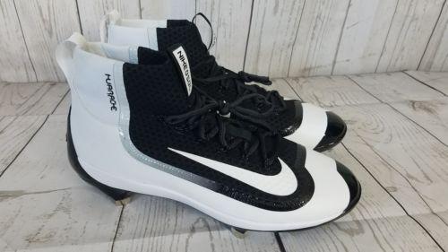 quality design 493aa fadb1 Nike Max Air Huarache 2K Filth Elite Mid Metal Sz 12 Baseball Cleats 749359- 010